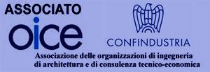 Logo Oice e Confindustria